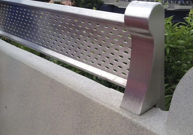 Railings Deck Custom Metal Deck Railings Nyc Ny Roofscapes