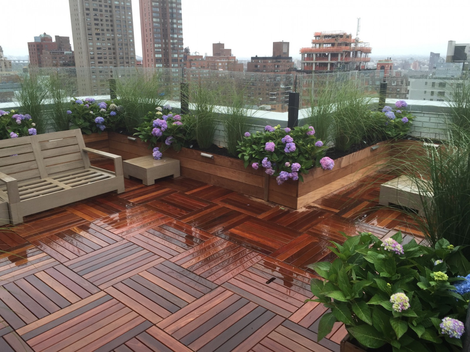 Ny Roofscapes Has Been A Roof Deck Builder For Long Time Nyc Brooklyn And Queens Can Create That Matches Your Style Needs