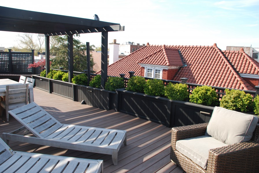roof deck design. Nyc-roof-decks-new-york-decking-terraces-rooftop- Roof Deck Design