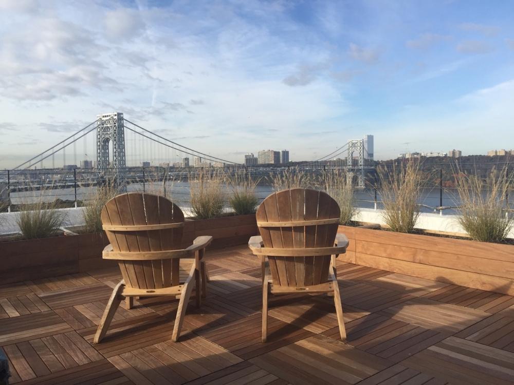 Nyc Roof Decks New York Decking